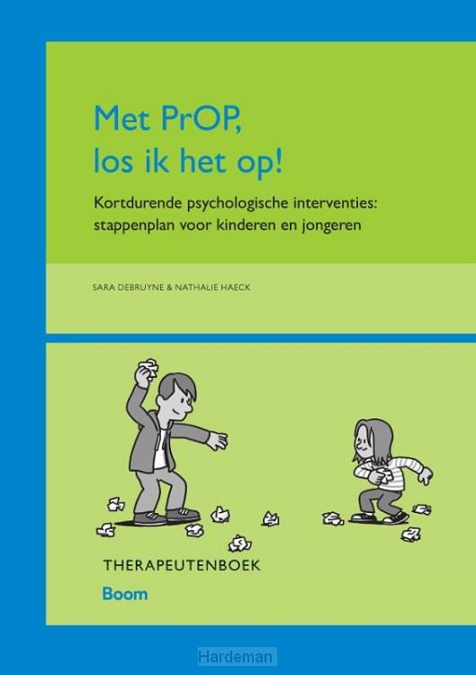Met PrOP los ik het op! Therapeutenboek