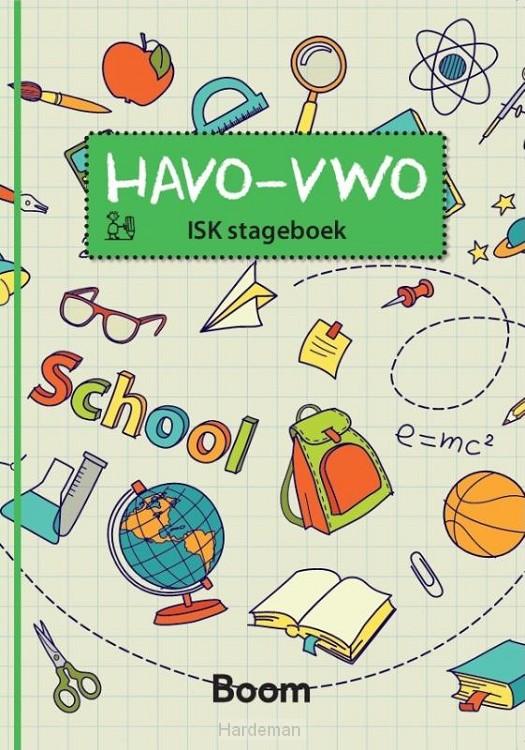 ISK stageboek / HAVO-VWO