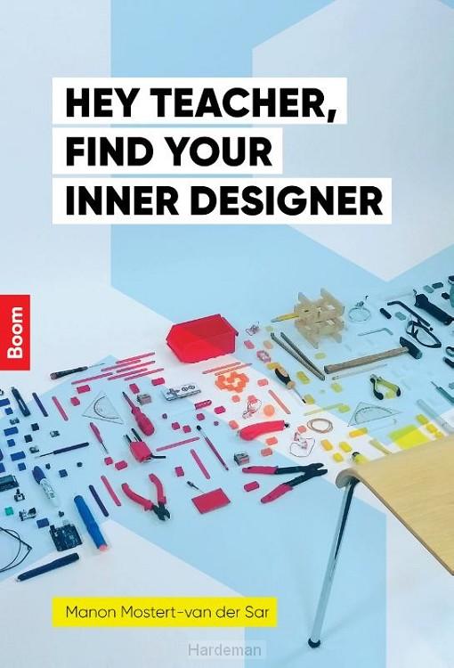 Hey teacher, find your inner designer