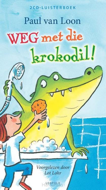 Weg met die krokodil