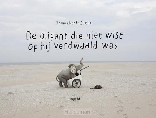 De olifant die niet wist of hij verdwaald was