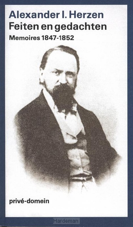 Feiten en gedachten / Derde boek 1847-1852