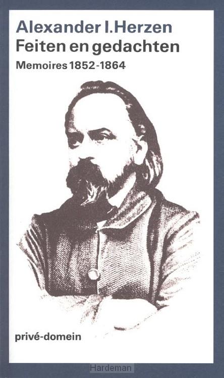 Feiten en gedachten / Vierde boek 1852-1864
