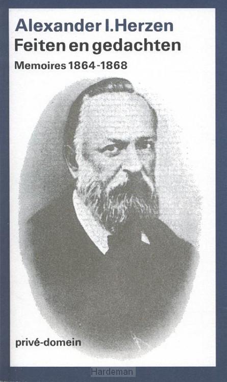 Feiten en gedachten / Vijfde boek 1864-1868