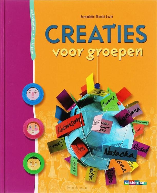 Creaties voor groepen / activiteiten 5-8 jaar
