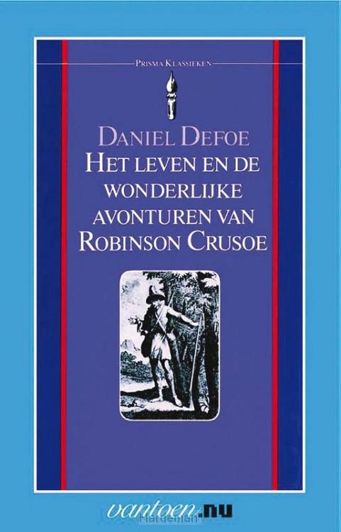 Het leven en de wonderlijke avonturen van Robinson Crusoe