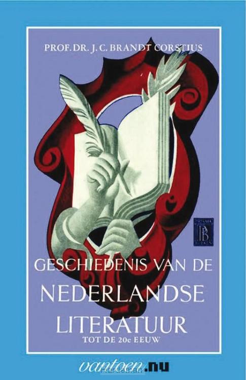 Geschiedenis van de Nederlandse literatuur tot de 20e eeuw