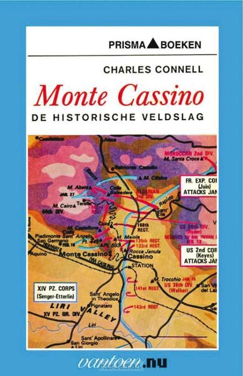 Monte Cassino de historische veldslag