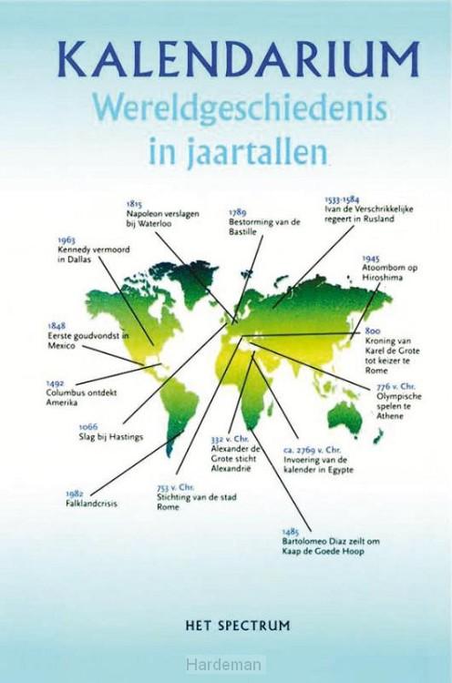 Kalendarium der wereldgeschiedenis