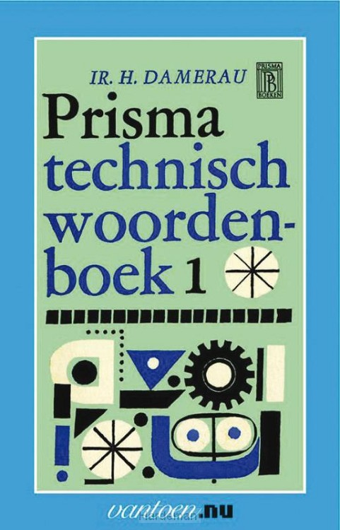 Prisma technisch woordenboek / 1