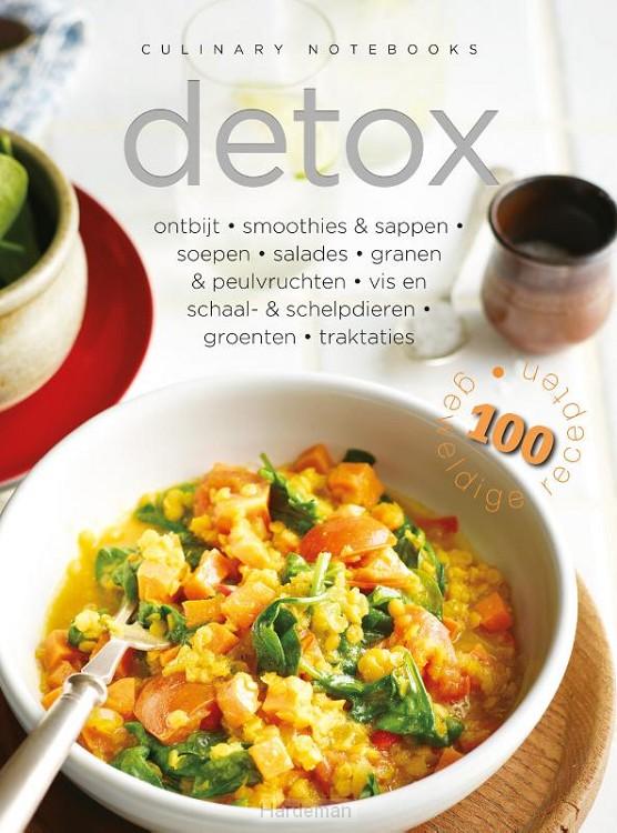 Culinary Notebooks Detox