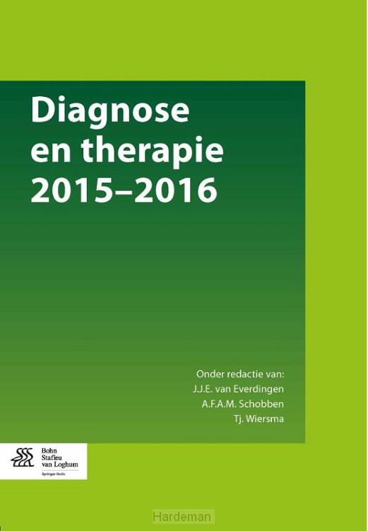 Diagnose en therapie / 2015-2016