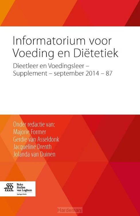 Informatorium voor voeding en diëtetiek / supplement 87