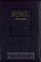 Bijbel schoolbijbel + psalmen en 12 geza