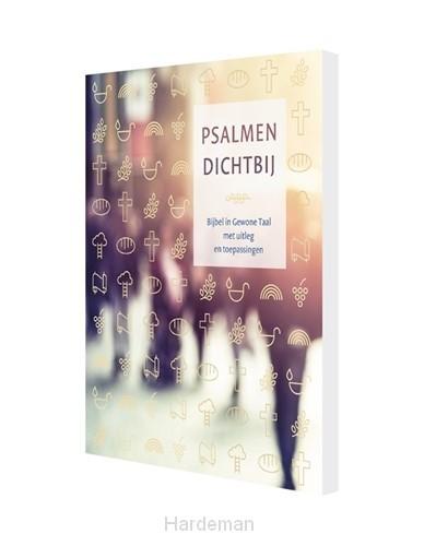 Psalmen Dichtbij - set van 5
