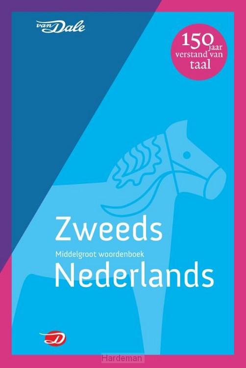Van Dale middelgroot woordenboek Zweeds-