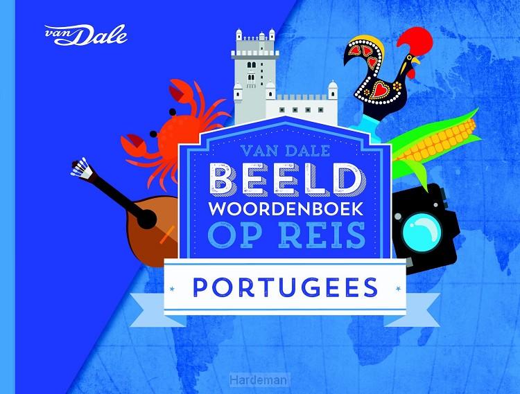 Van Dale Beeldwoordenboek op reis - Portugees