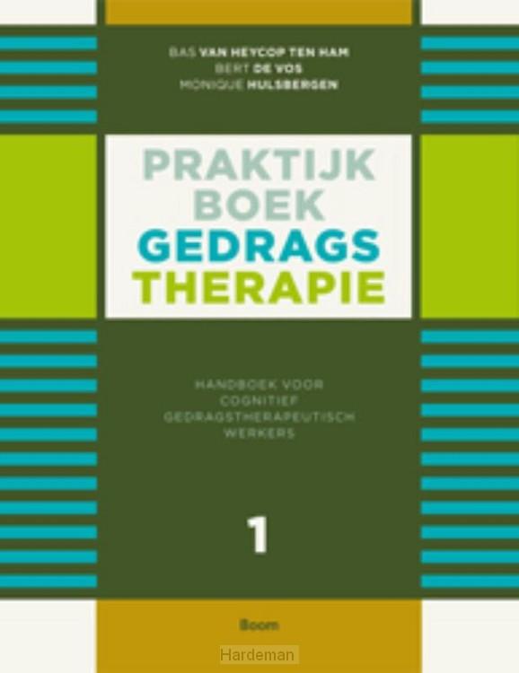 Praktijkboek gedragstherapie / 1