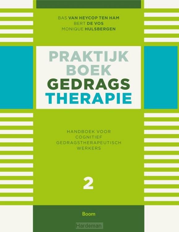 Praktijkboek gedragstherapie