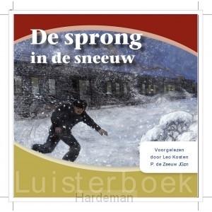 Sprong in de sneeuw luisterboek