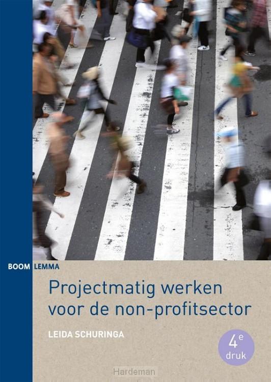 Projectmatig werken voor de non-profitse