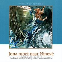 Jona moet naar Nineve