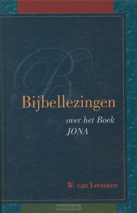 Bijbellezingen over het boek jona