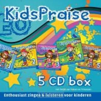 Kidspraise 5-CD box