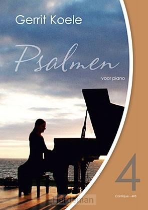Psalmen voor piano (4)