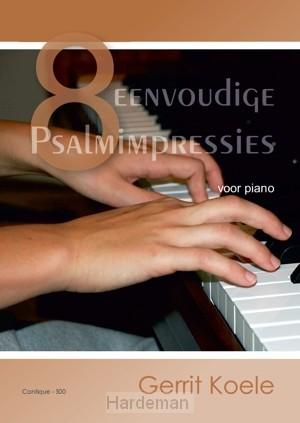 Eenvoudige psalmimpressies voor piano
