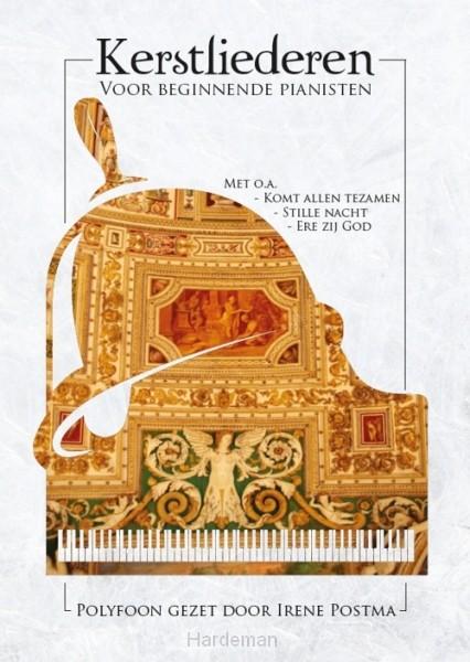 Kerstliederen voor beginnende pianisten