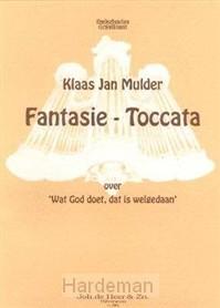 Fantasie-Toccata gezang 432