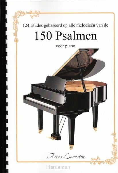 124 Etudes voor piano