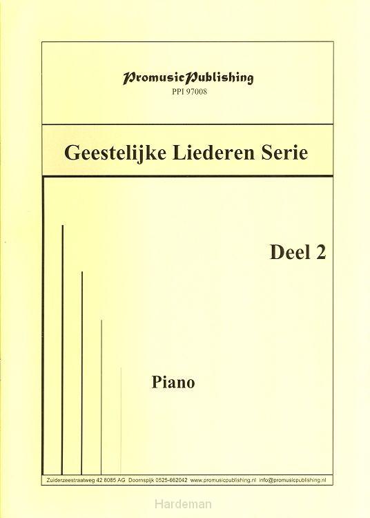 Geestelijke liederen 2 Piano