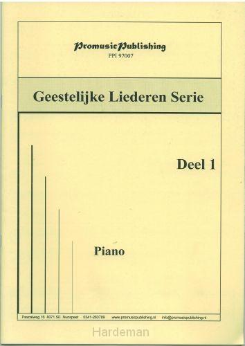 Geestelijke liederen 1 Piano