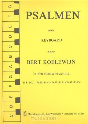 Psalmen voor Keyboard
