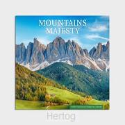 2022 Wall Calendar Mountain Majesty