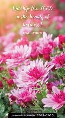 2022 28 Month planner Psalms