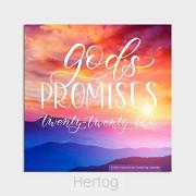 2022 Wall Calendar God''s promises