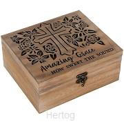 Keepsake Box Amazing Grace