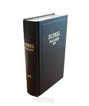 Kerkbijbel K31d psalmen kunstl goudsnee