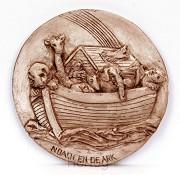 Wandbord ark van noach