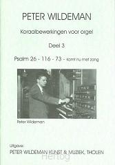 Koraalbewerkingen 3 voor orgel