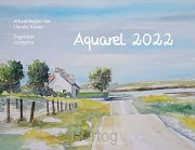 Kalender 2022 aquarel hsv
