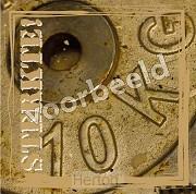 86-07 dubbelkaart met envelop