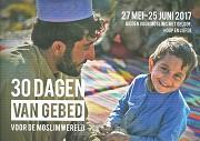 30 dagen van gebed voor de moslimwereld