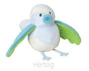 Birdy rammel blauw 12cm