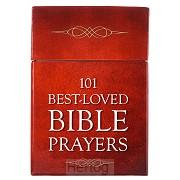 101 Best-loved Bible Prayers