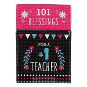 101 Blessings for a Nr 1 Teacher