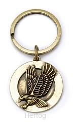 Keyring Eagle Isaiah 40:31